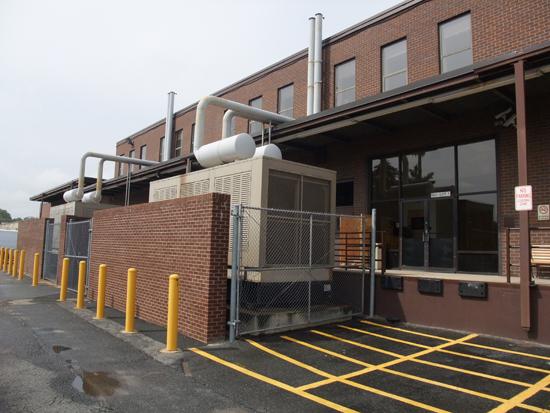 DCA3 Data Center: Springfield, VA